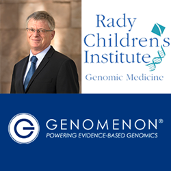 Dr. Stephen Kingsmore of Rady Children's Institute for Genomic Medicine and Mastermind from Genomenon