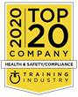 2020 Top-20 Health & Safety/Compliance Training Company