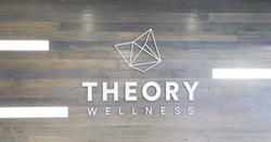 Theory Wellness Retail Wall