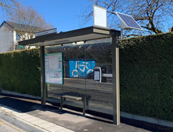 Synchro BUS continues to enhance the passenger experience with real-time information at more bus stops across the city