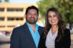 Drs. Nabil Fehmi and Maryam Beyramian, Dentists at Westwind Integrated Health in Phoenix, AZ