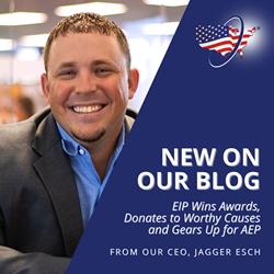 Jagger Esch 40 Under 40 Honoree
