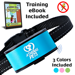 Humane Dog Bark Collar - the Compassionate Alternative to a Shock Collar