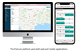 Fulcrum's no-code mobile data collection and workflow automation platform.