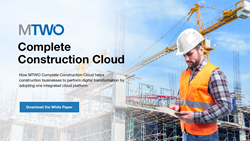 White Paper - MTWO Complete Construction Cloud