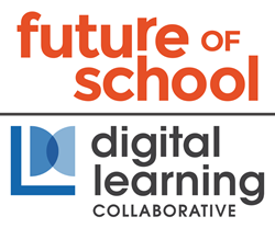 Future of School and Digital Learning Collaborative logos