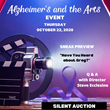 Alzheimer's and the Arts Event at the Palace Arts Center in Grapevine, TX