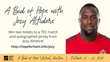 Hope for Haiti featuring Jozy Altidore package for A Bid of Hope