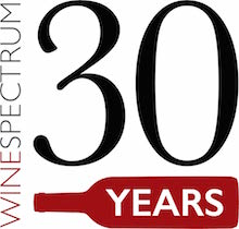 Wine Spectrum 30th Anniversary logo