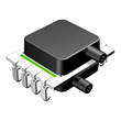 All Sensors DLVR Pressure Sensors Now Available at Heilind Electronics