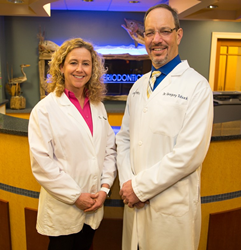 Drs. Marianne Urbanski and Gregory Toback, Periodontists Serving New London, CT and Westerly, RI