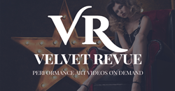 Velvet Revue - Virtual Cabaret Theatre