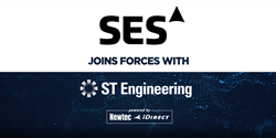 SES joins forces with ST Engineering iDirect on O3b mPOWER