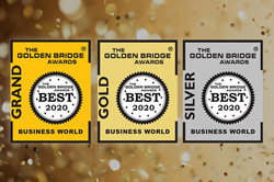 Makers Nutrition Wins Big in the 12th Annual 2020 Golden Bridge Business and Innovation Awards®