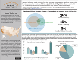 Law Firm Diversity Infographic