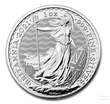 JM Bullion Showcases the 2021 Silver Britannia Coin with New Security Technology