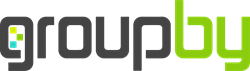GroupBy Inc, corporate logo