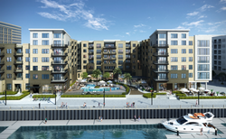 Pier 33 - Brand New Riverfront Apartment Residences in Wilmington, NC - Property Management by Drucker + Falk