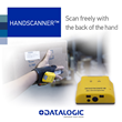 New HandScanner from Datalogic