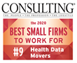 HDM Best Small Firm to Work For #9