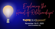 The Love IDEAS Summit is being hosted by The Invisible Disabilities® Association this November 16-20, 2020.