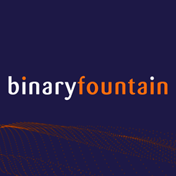 Binary Fountain logo