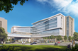Rendering of the Orlando Health Jewett Orthopedic Institute, which is set to open in 2023