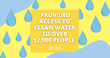 Tabbers provided over 12,000 people with access to clean water