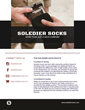 Soledier Socks one-pager