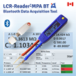 LCR-Reader-MPA Bluetooth LCR/ESR multiemter from Siborg Systems Inc.