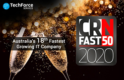 CRN Fast 50 Awards 2020