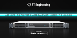 ST Engineering iDirect's MDM5010 modem