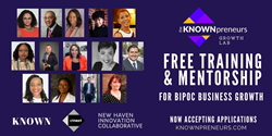 KNOWNPreneurs Growth Lab has launched to help with BIPOC business growth