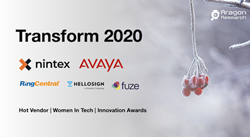 Aragon Research Recognizes Innovation and Women in Technology Award Winners at Aragon Transform 20