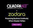 Preserving Business Continuity When Disaster Strikes