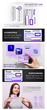 QuantaDose Infographic two-part UV test for UVC test result