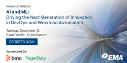 AI & ML: Driving the Next Generation of Innovation in DevOps and Workload Automation Webinar