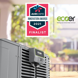 Ecoer, Inc. Recognized at AHR Expo's 2021 Innovation Awards