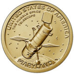 Maryland American Innovation $1 Coin