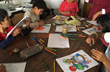 Kinkade Family Foundation provides art kits to underserved youth