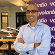 Azim Barodawala, co-founder and CEO, Volantio