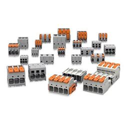 WAGO PCB terminal blocks