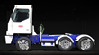 Lonestar Specialty Vehicles, Lonestar SV's electric terminal tractors, Linestar S22 4x2 electrified field terminal tractor