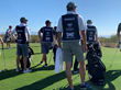PXG College Golf Showcase Celebrity Caddies