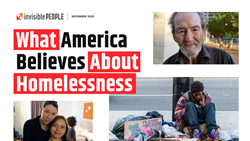 What America Believes About Homelessness'