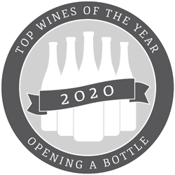 Logo for Opening a Bottle's Top Wines of the Year