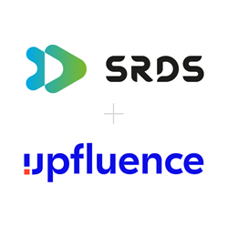 SRDS plus Upfluence