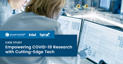Empowering COVID-19 Research with Cutting-Edge Tech
