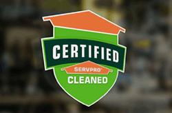 Certified clean Santa Maria