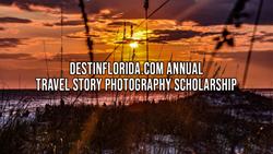 DestinFlorida.com Photography Scholarship